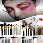 Pro 15Pcs Makeup Brushes Cosmetic Superior Soft Make Up Brush Set Beauty Tools