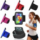 Fashion Sports Armband Gym Running Jog Case Arm Holder For Samsung Phones