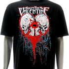 Sz S M L XL XXL 2XL Bullet For My Valentine T-shirt  Black Many Size Bu29
