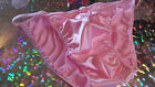 Mens Open Side Secrets Satin Pouched Tanga shiny stretch  Brief Handmade USA