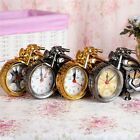 Hot Fashion Vintage Style Unique Design Home Desk Mini Motorcycle Alarm Clock S