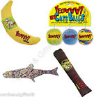 Yeowww Catnip Cat Toys  100% Natural Catnip Toy Banana Cigar Fish Balls Kitten