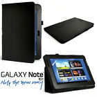 Flip LEATHER Stand Case Cover for SAMSUNG Galaxy NOTE 10.1 Inch N8000 N8010 2013