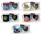 JURASSIC WORLD - Official Ceramic MUGS (Dinosaurs/Park) Film/Merchandise/Gift
