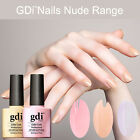 GDi Nails Nude Pastel Colours Range UV LED Soak Off Gel Varnish Nail Polish