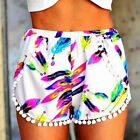 New Ladies Celeb Festival Summer Beach Casual Shorts Short Mini Pants Skirts