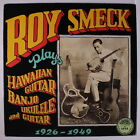 ROY SMECK: Plays Hawaiian Guitar, Banjo, Ukulele And Guitar LP (R Crumb cover,