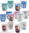 Disney Frozen Elsa & Anna Barrel Mug Ice Queen Olaf Snow Mugs Ceramic Coffee Tea