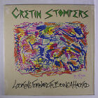 CRETIN STOMPERS: Looking Forward To Being Attacked LP Sealed Rock