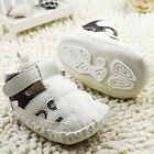 Infant Baby boy PU crib shoes sandals shoes size 0-6 6-12 12-18 months