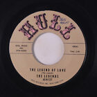 LEGENDS: The Legend Of Love / Now I'm Telling You 45 (brown lbl, sm wol) Vocal