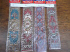 1/12th SCALE TURKISH WOVEN RUNNER IN VARIOUS COLOUR'S by PIKE-PIKE & Co.