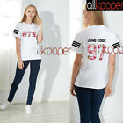 KPOP BTS IN Bloom Tshirt Jimin T-shirt Bangtan Boys JUNGKOOK Tee SUGA V J-Hope