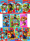 Paws Patrol Birthday Card Nick Jr Pups Age 3 4 5 6 Nephew Son Brother Grandson
