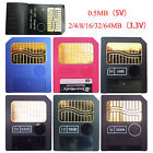 Smart Media SM Memory Card for camera 0.5MB 2MB 4MB 8MB 16MB 32MB 64MB Wholesale
