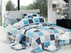 BRINTY Sheet Set Double/Queen/King Size Bed Flat&Fitted&Pillowcases New