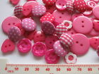 50 Mixed Buttons, choose colour & size