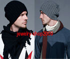New Unisex Knitted Cap In Baotou/Knitting Wool Black Cap/Gray Cap /Hat