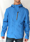 NEW Paradox Men Rain Jacket Coat Windproof Cobalt Blue Variety sizes M L XL XXL