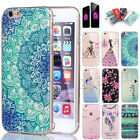 Shockproof Rugged Hybrid Rubber Hard Cover Case for Apple iPhone 5/5S 6S Plus SE
