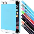 Hard Soft Hybrid Case Slim Fit Armor Dual Layer for Apple iPhone 6 Plus 5.5""