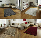 Matrix Modern Diamond Design Rug Machine Made 100% Polypropylene Large Floor Mat