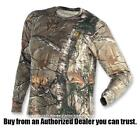 Browning Jr Wasatch T-Shirt L/S RTXT Cotton/Poly
