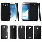 FOR HTC black TPU Silicone Gel mobile Phone Case Soft Skin cover