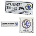 CHELSEA  RETRO METAL SIGNS ( Door Sign, Street Sign)Official Club Merchandise