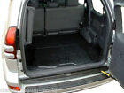 Toyota Land Cruiser Rubber Boot Mat Liner Options and Bumper Protector