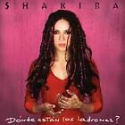 D¢nde Est n los Ladrones? by Shakira (CD, Sep-1998, Sony Music ..379*