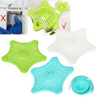 Starfish Drain Hair Rubber Catcher Bath Home Sink Stopper Strainer Filter Cover