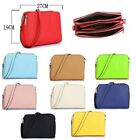 Ladies Women's Fashion Designer Quality Trendy Cross Body Bags Gorgeous Clutch