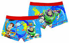 Boys Official Toy Story Woody Buzz Lightyear Trunk Fit Boxer Shorts 3 to 7 Years