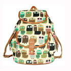 Crazy cheap Women's Canvas Travel Satchel Shoulder Bag Backpack School Rucksack