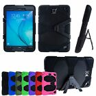 """New Shockproof Hard Case Cover Stand for Samsung Galaxy Tab A 8.0"""" 9.7"""" Tablets"""