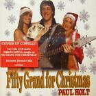 Paul Holt(CD Single)Fifty Grand For Christmas-Sanctuary-SANXS348-Europe-New