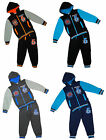 Boys London University No 5 Hoody Jog Suit Hooded Tracksuit Set 3 to 14 Years