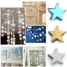 Hot Star Shape Paper Garland Wedding Party Home Decoration Banner Accessories LD