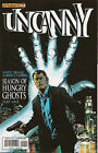 Uncanny: Season Of Hungry Ghosts #1-6 Set/Andy Diggle/2013 Dynamite Comics