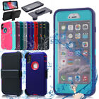 iPhone XS Max XR X 8 7 6s Waterproof Shockproof Dirt Proof Heavy Duty Case Cover