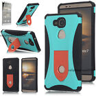 New Design Shockproof Armor Stand Back Cover Case For Huawei Ascend Mate 7 Matte