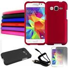 Phone Case For Straight Talk Samsung Core Prime S820L LTE Cover Car Charger Film