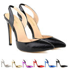 Womens High Heels Sexy Ankle Strap Wedges Platform Stilettos Shoes US Size 4-11