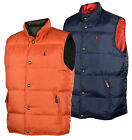 Polo Ralph Lauren Men's Reversible Puffer Vest