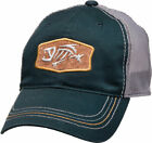 G. Loomis Cork Bill Adjustable Hat, used for sale  Evansville