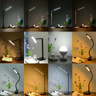 LED Light Desk Lamp Table Flexible Dimmable Smart Touch Reading Foldable Laptop