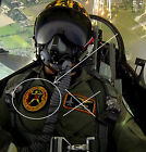 ROYAL NETHERLANDS AIR FORCE RNLAF F-16 DEMO TEAM 323 SQN FLIGHT SUIT INSIGNIA