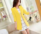 NEW! Korean version fashion Women's Clothing loose Leisure suit coat