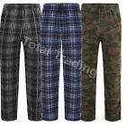 New Mens PJs Lounge wear Pyjama fleece warm Bottoms pants Trousers Soft WINTER